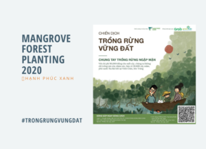 Forest Symphony Project – Mangrove Forest Planting 2020